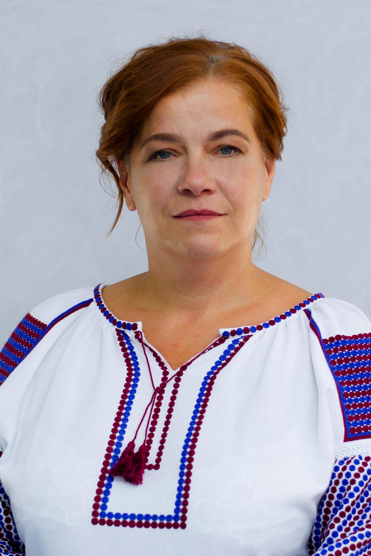 Наталія Василащук