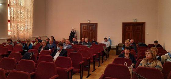 Відбулося чергове засідання виконавчого комітету (основні рішення).
